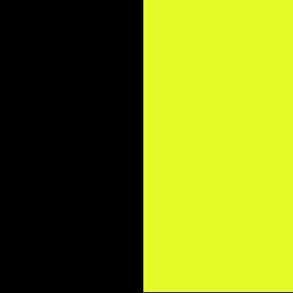 Black/Lime