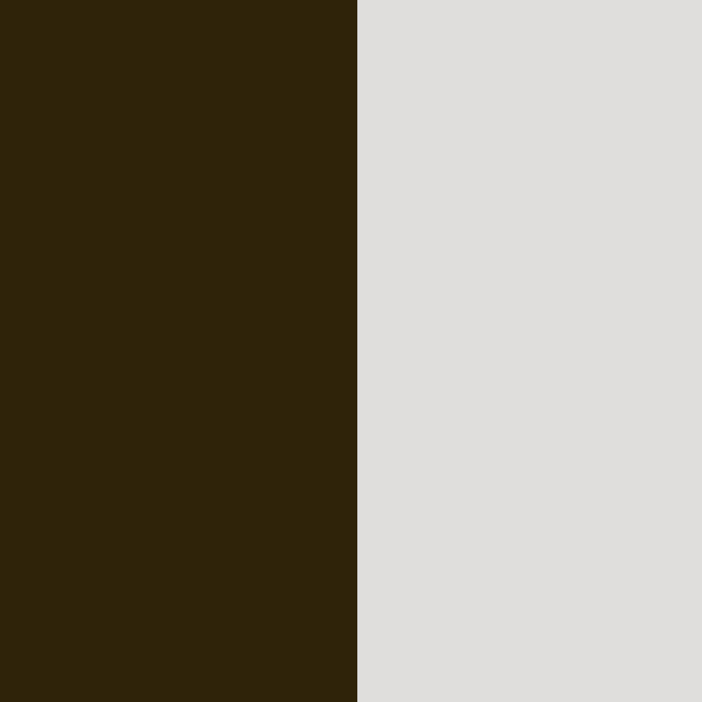 Cream/Brown